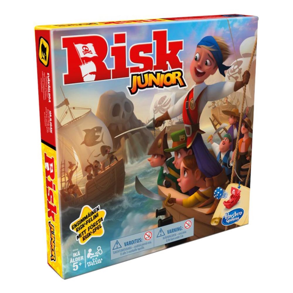 Risk Junior Sällskapsspel