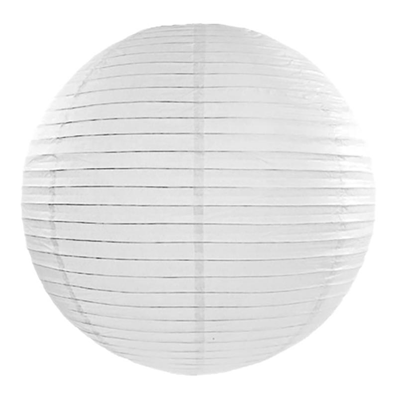 Rislampa Vit - 45 cm