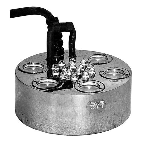 Rökmaskin till Vatten Pro - 5 utblås