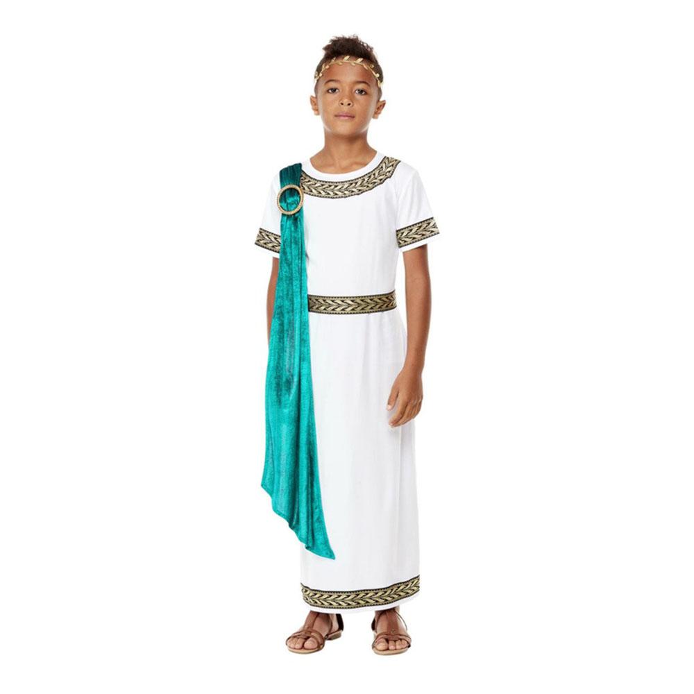 Roman Empire Barn Deluxe Maskeraddräkt - Medium