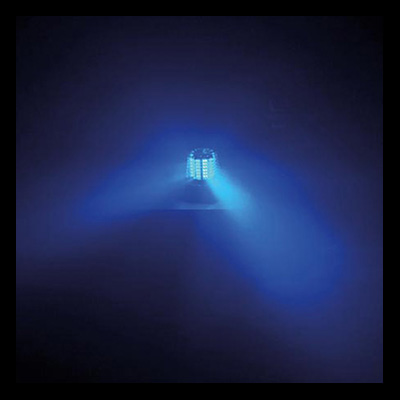 Roterande Lampa LED - Blå