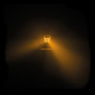Roterande Lampa LED - Orange