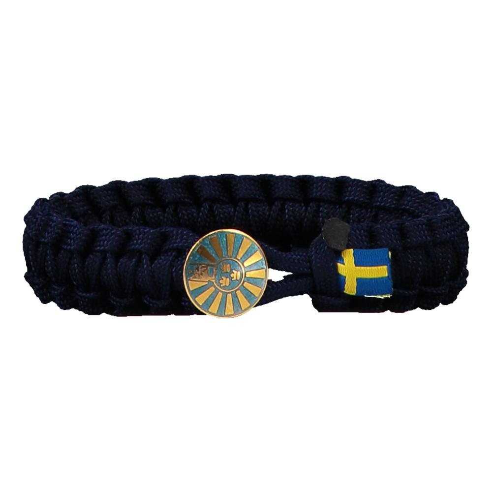 RT Paracord Armband - Blå