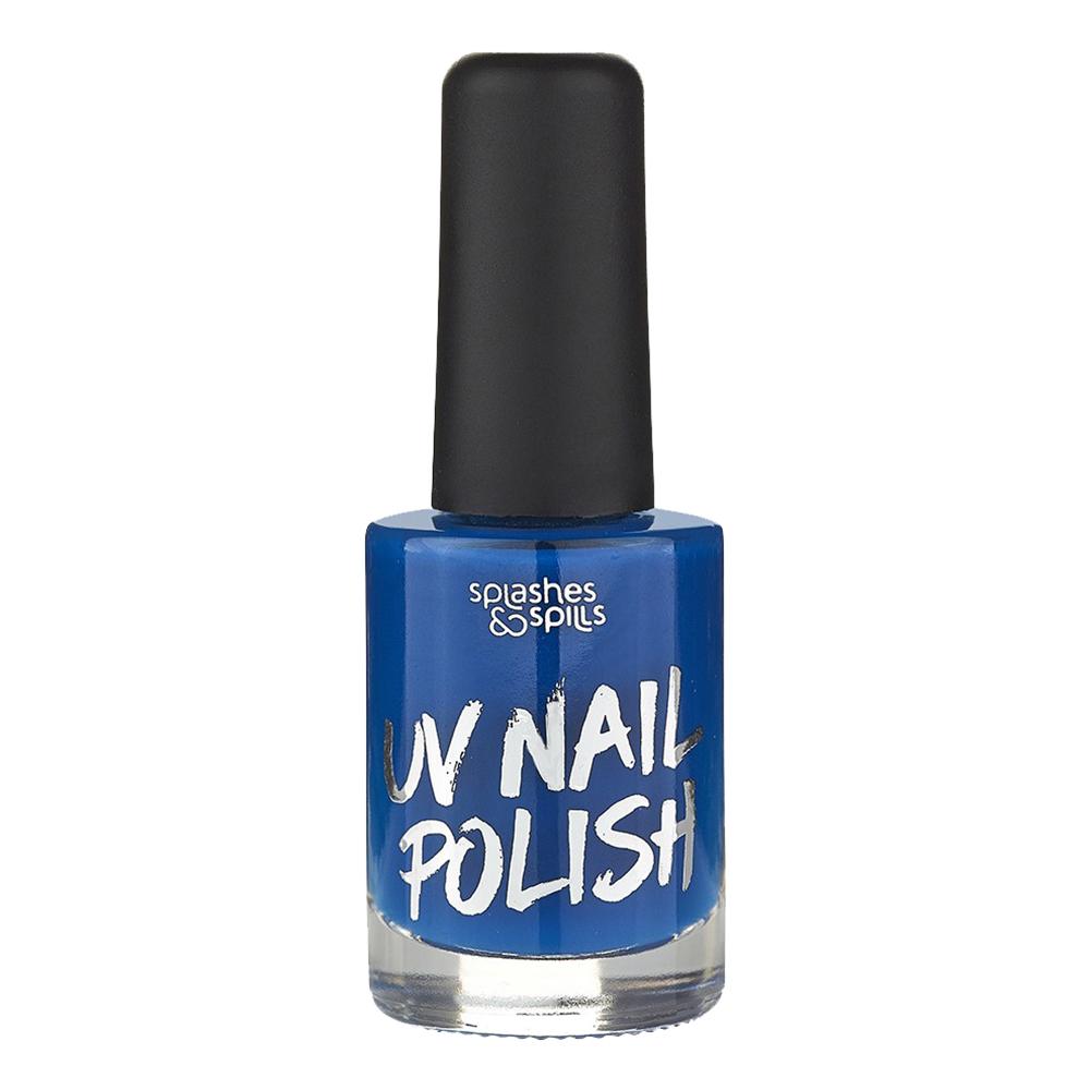 S&S UV Nagellack - Blå