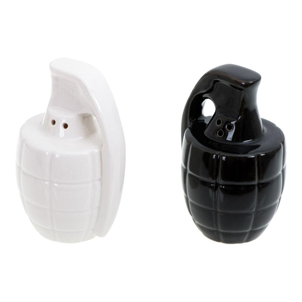Salt- & Pepparkar Handgranater - 2-pack