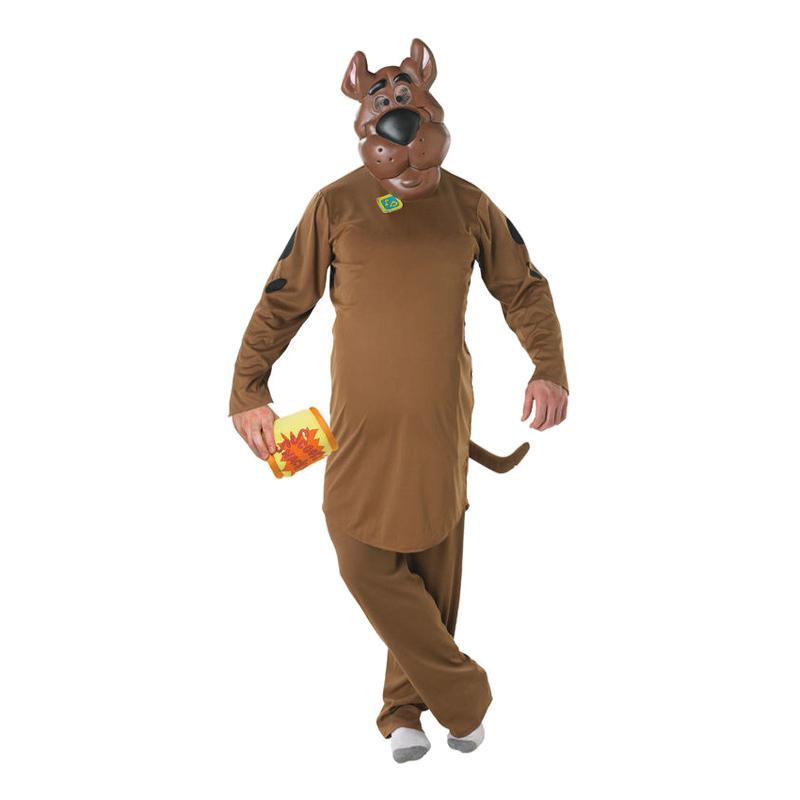 Scooby-Doo Maskeraddräkt - Standard
