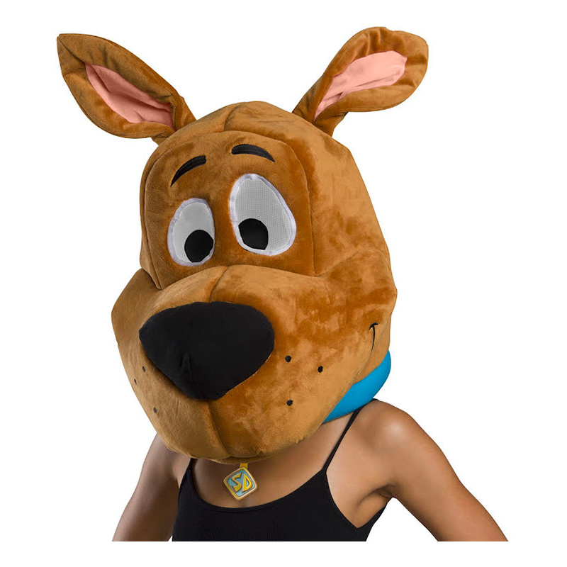 Scooby-Doo Maskothuvud - One size