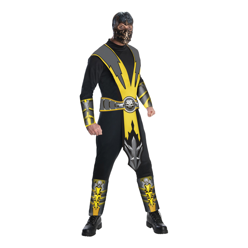 Scorpion Maskeraddräkt - Standard