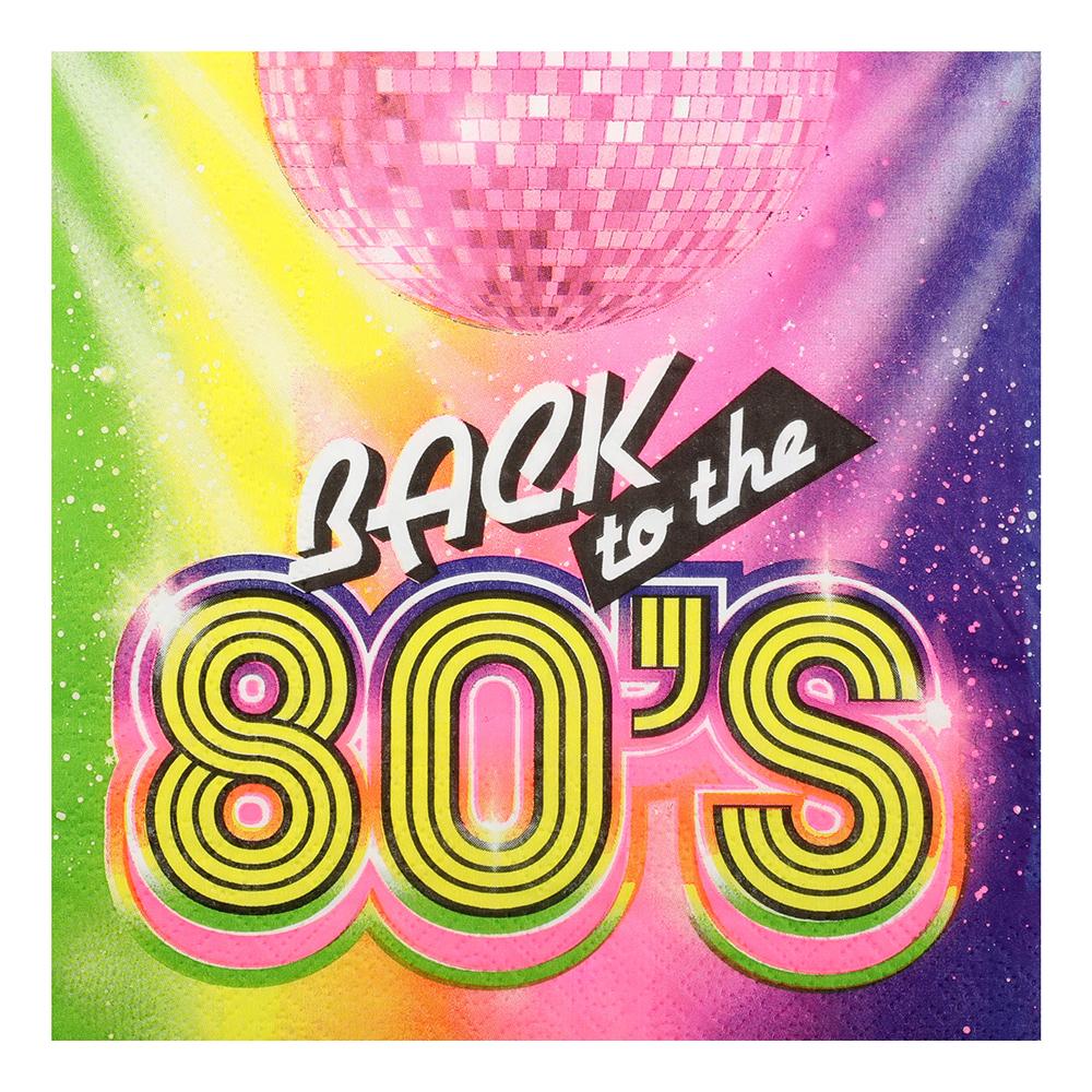 Servetter Back to the 80's