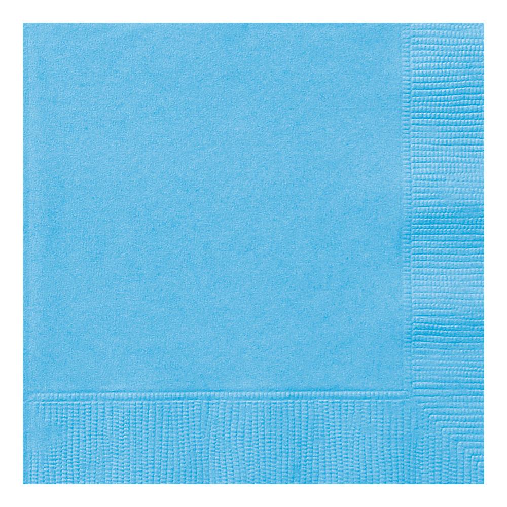 Servetter Ljusblå - 20-pack