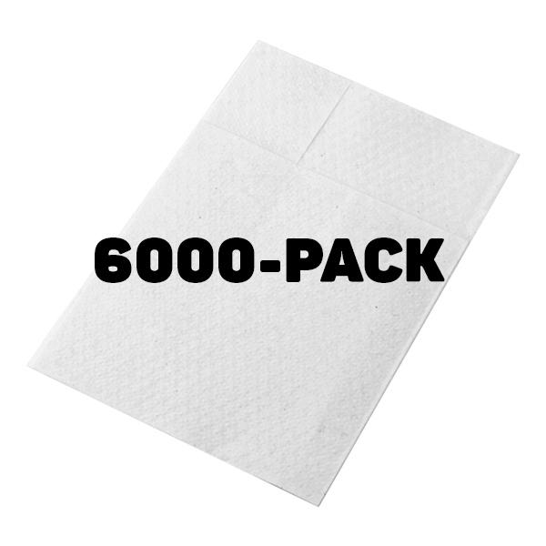 Servetter till Servetthållare - 6000-pack