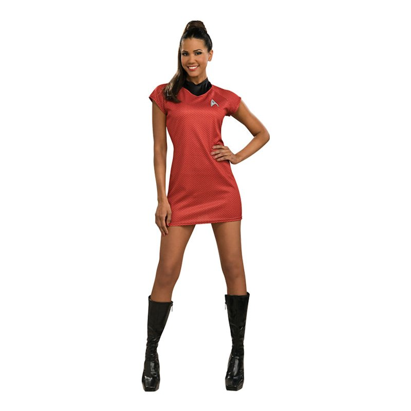 Uhura Maskeraddräkt - Medium