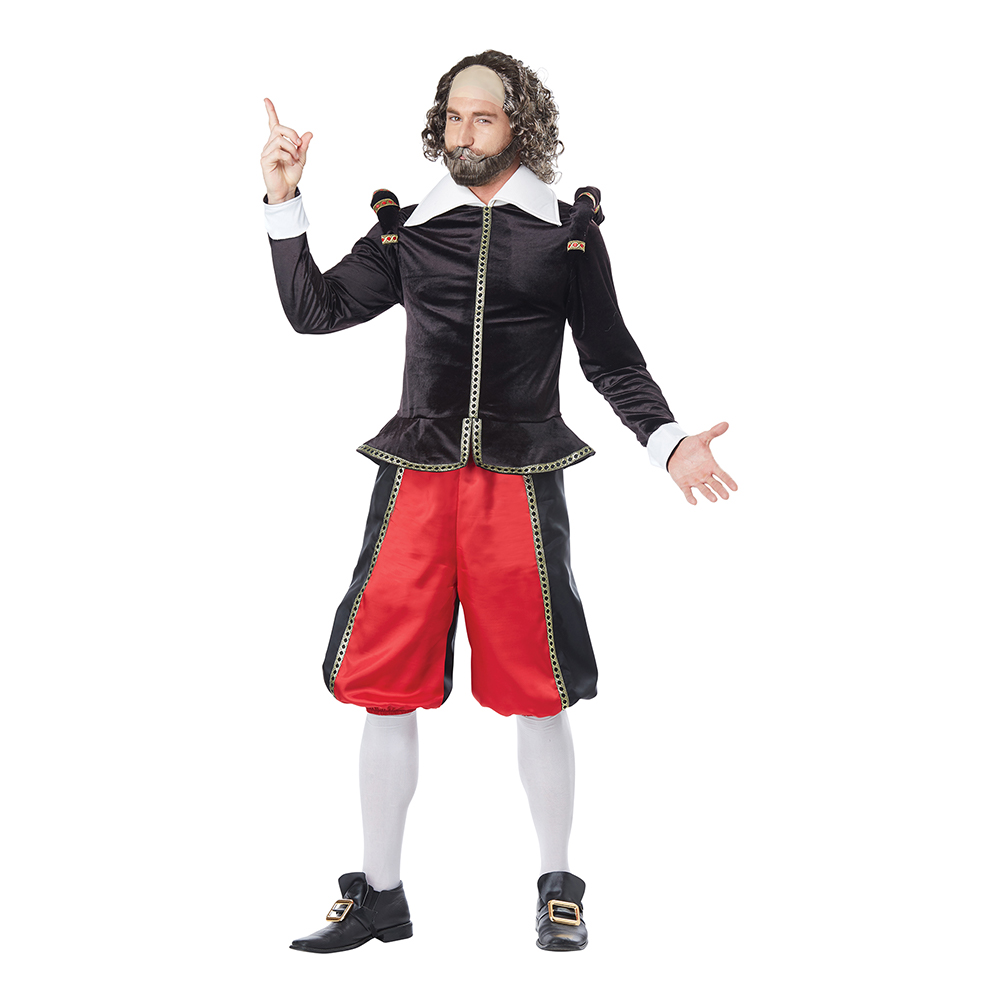 Shakespeare Maskeraddräkt - Small