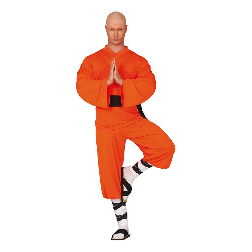 Shaolin Kung Fu Maskeraddräkt - Large