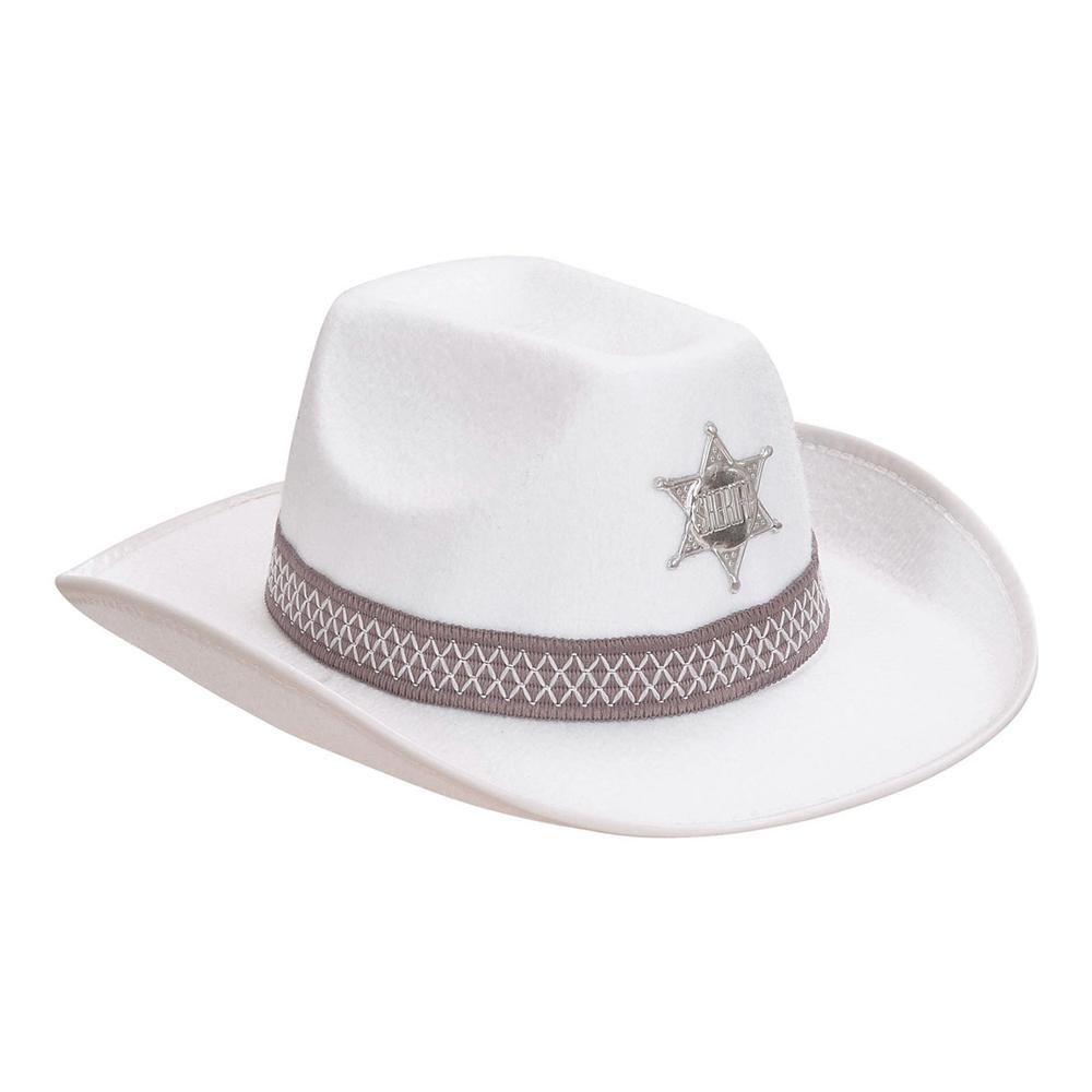 Sheriffhatt Vit - One size