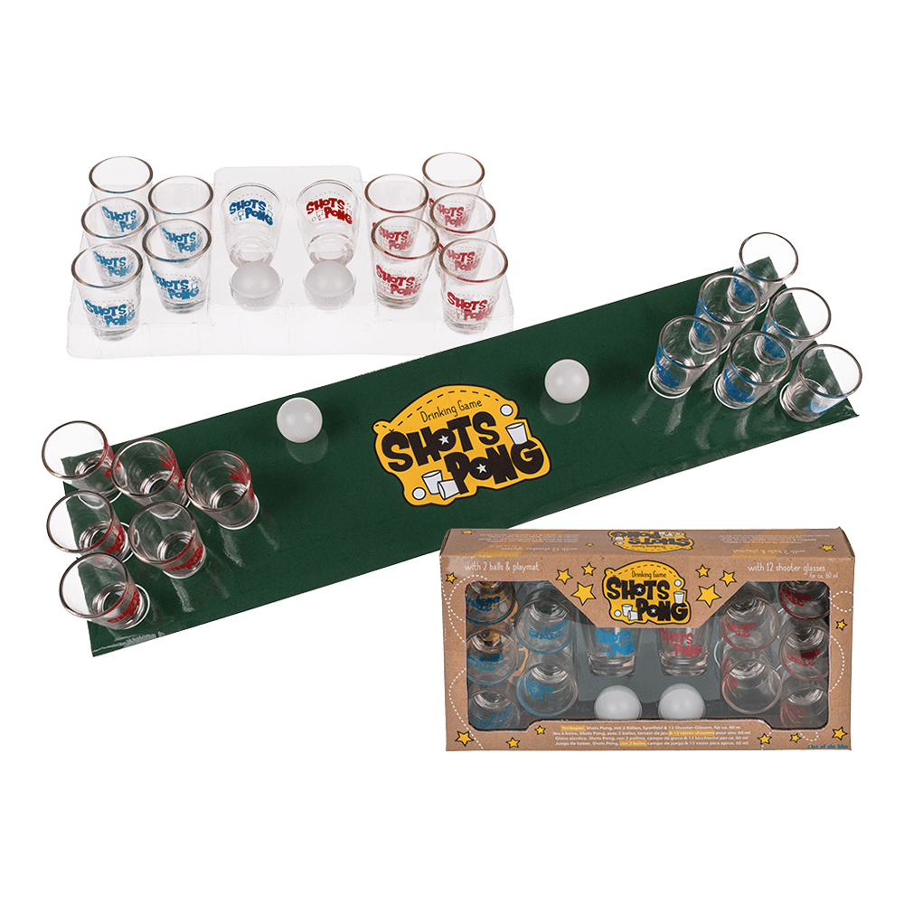Shots Pong