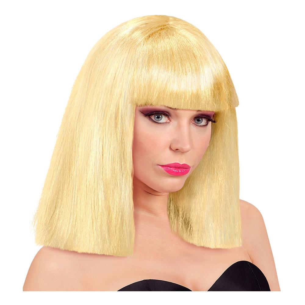 Showgirl Blond Peruk - One size