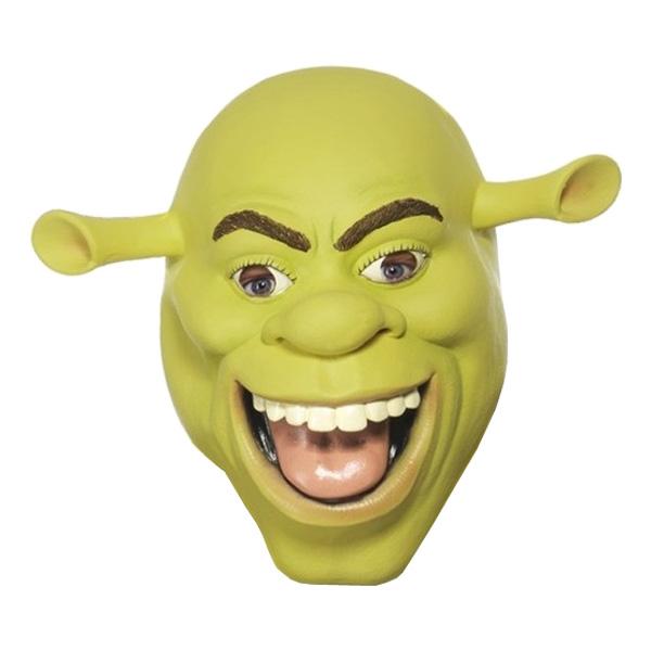 Shrek Latexmask - One size