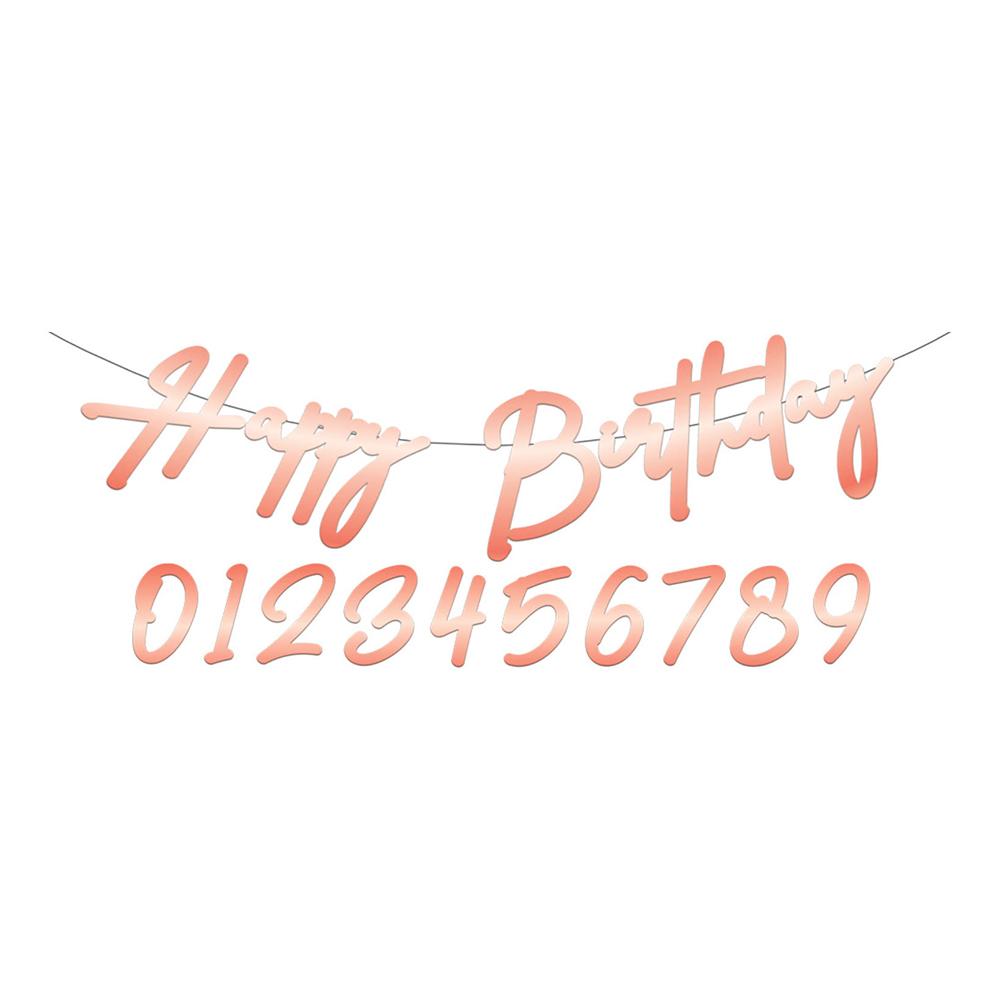 Siffergirlang Happy Birthday Lush Blush