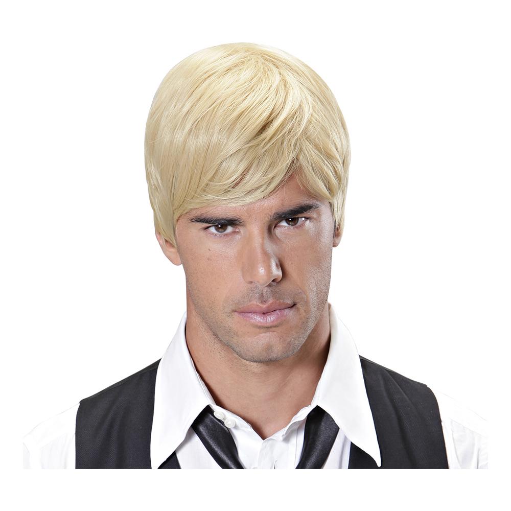 Simon Blond Deluxe Peruk - One size