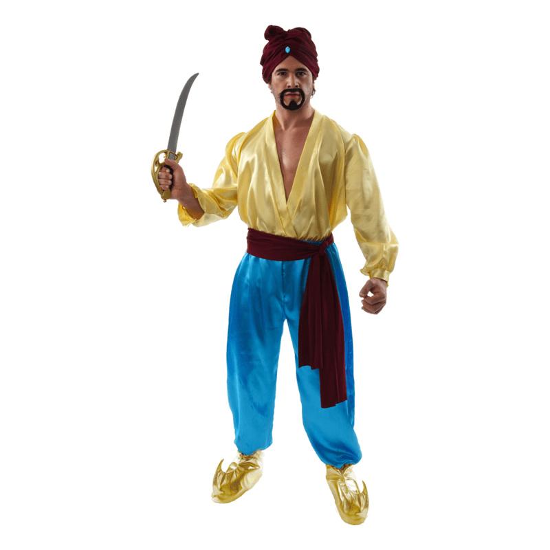 Sinbad Maskeraddräkt - Standard