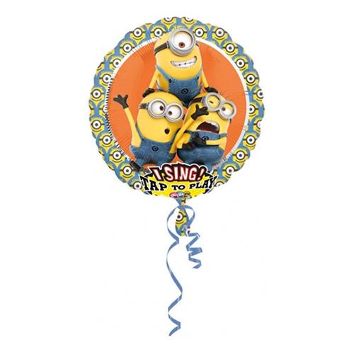 Sing-A-Tune Dumma Mej Folieballong