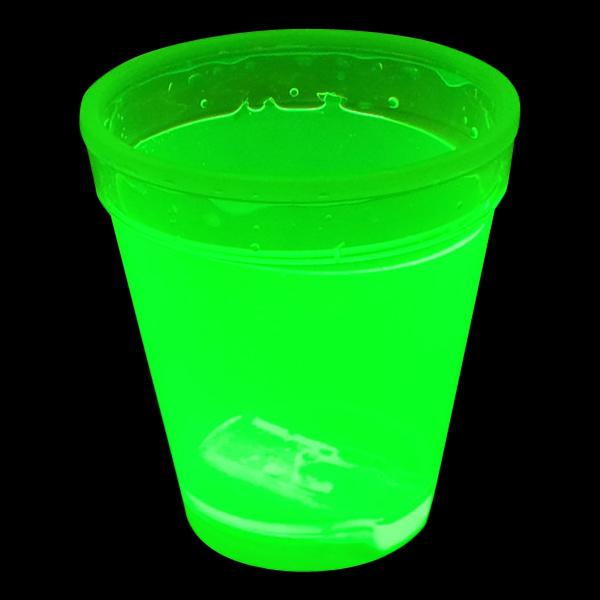 Självlysande Muggar - Grön