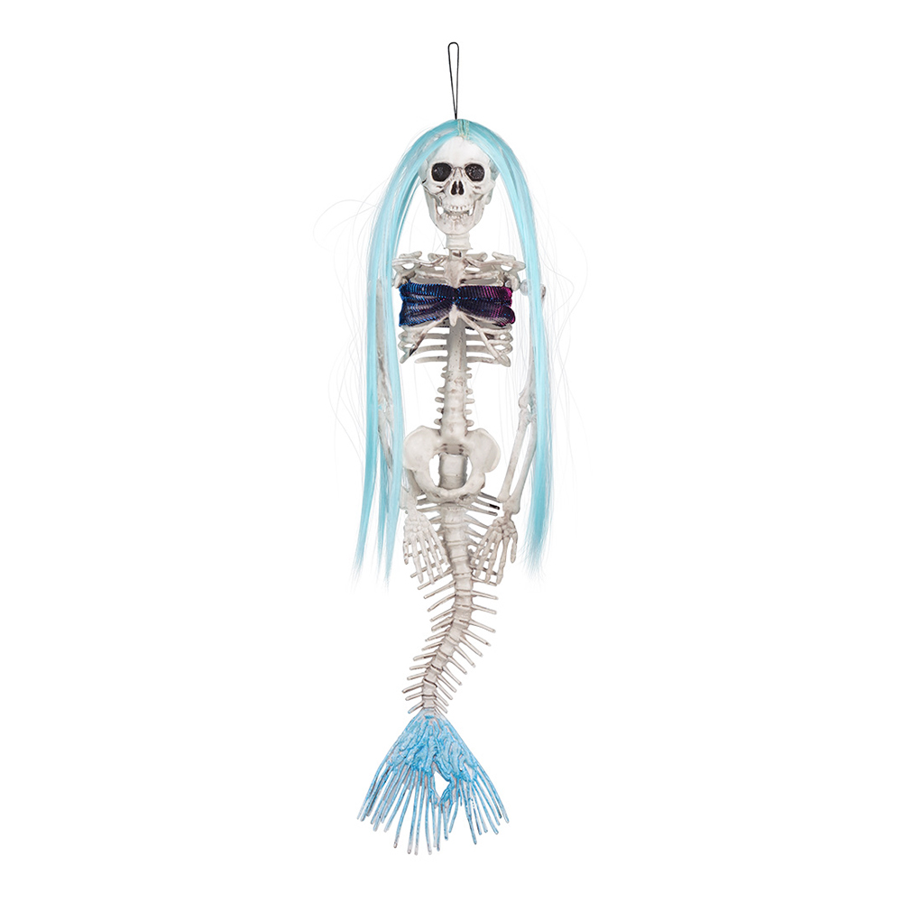 Sjöjungfru Skelett Hängande Prop