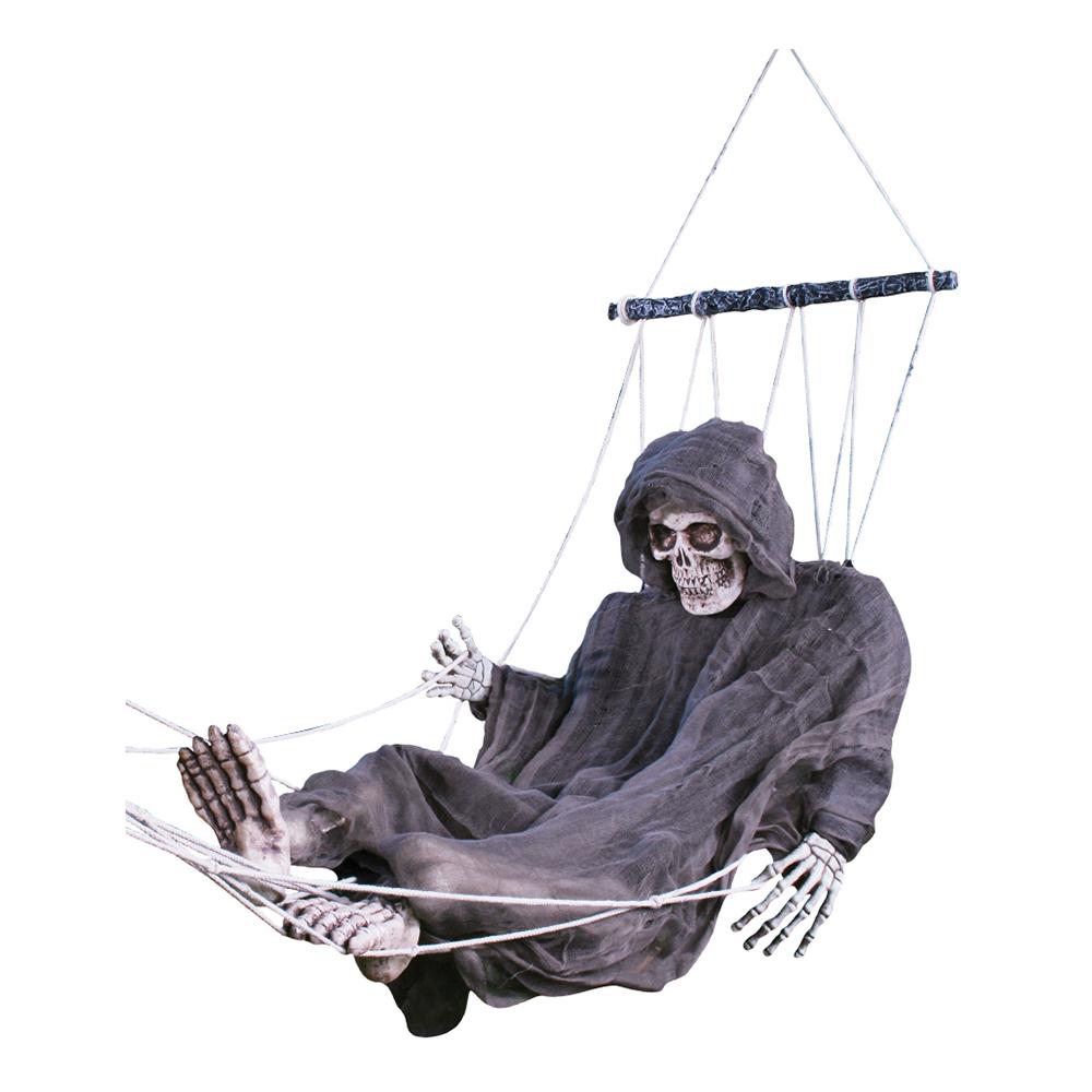 Skelett i Hängmatta Prop