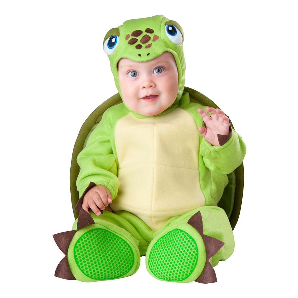 Sköldpadda Bebis Maskeraddräkt - Medium
