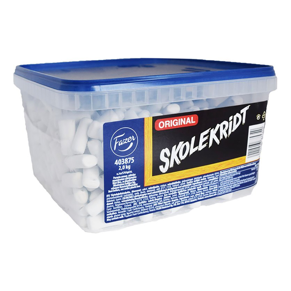 Skolkritor Storpack - 2 kg
