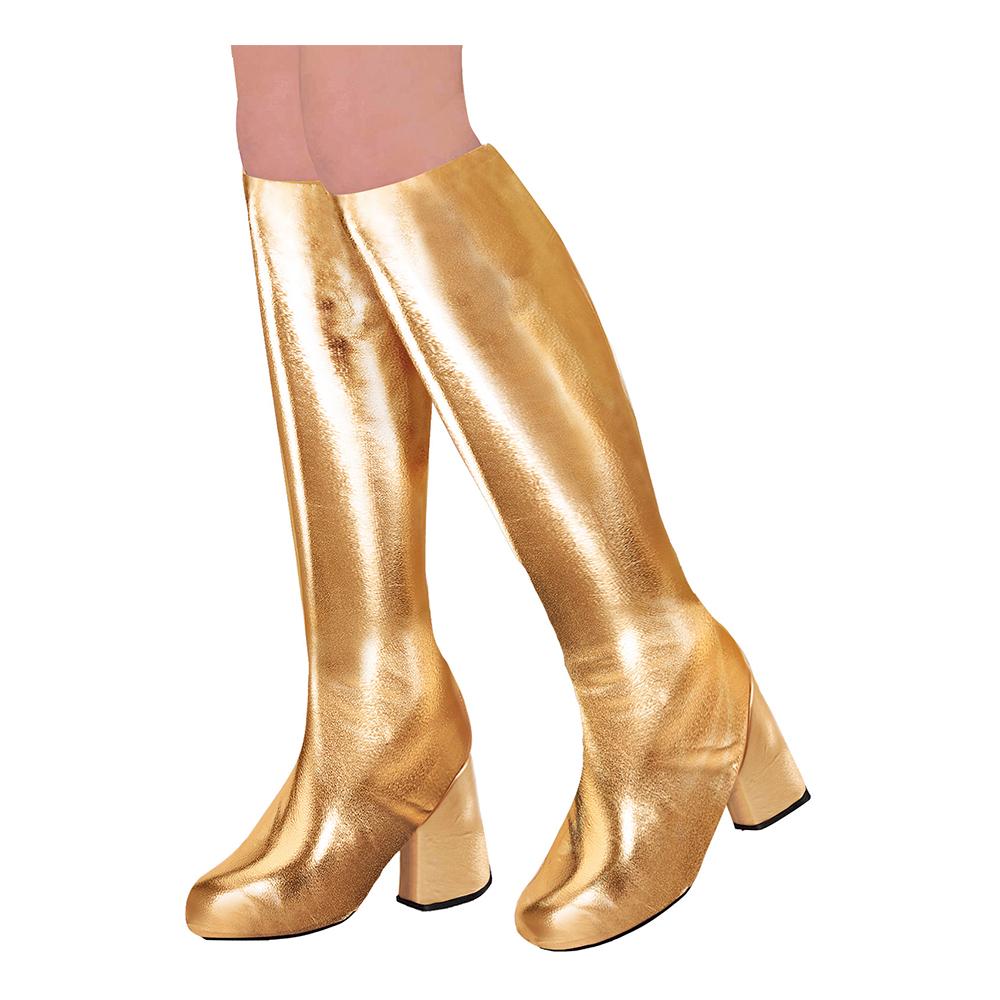 Skoöverdrag Guld - One size