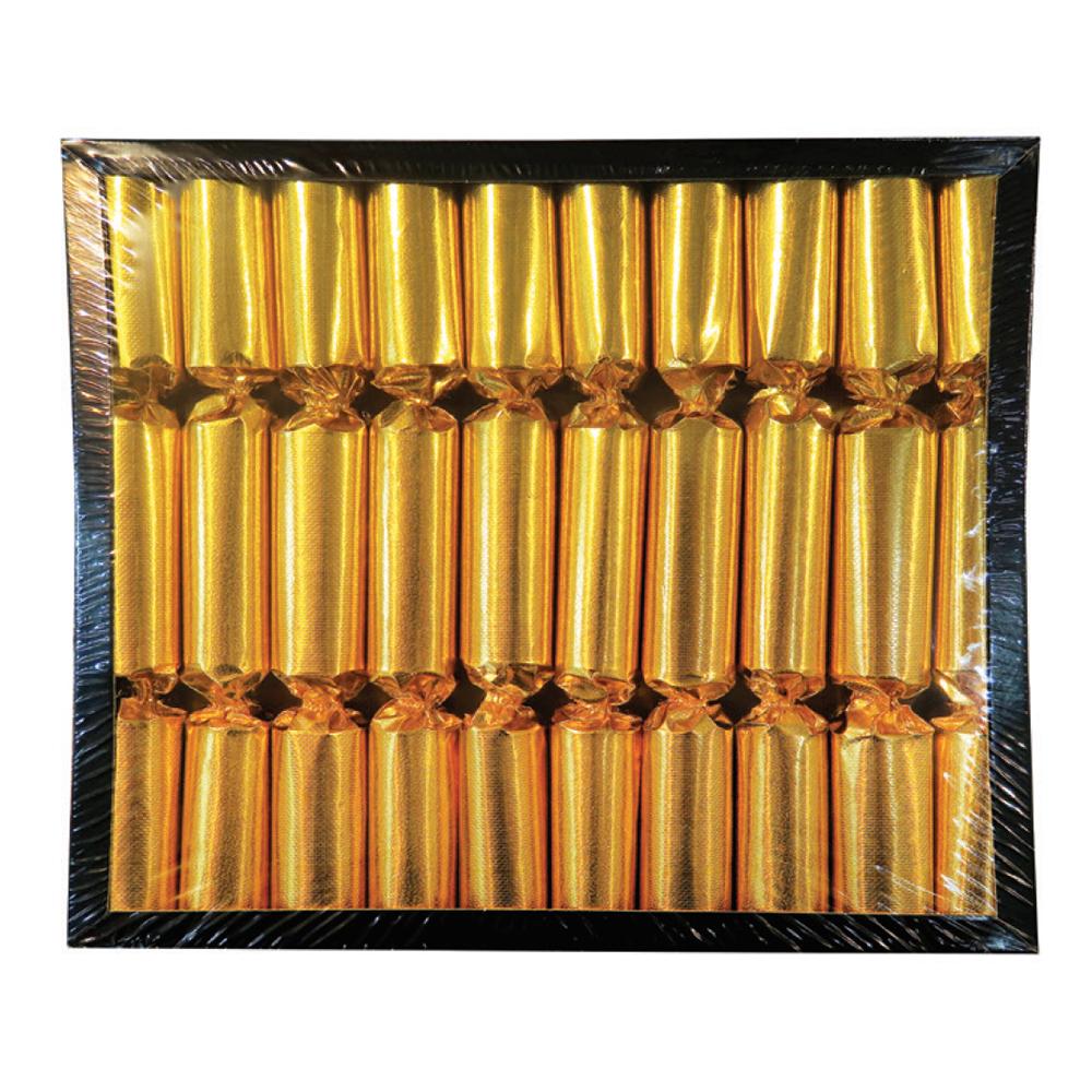 Smällkarameller Guld - 10-pack