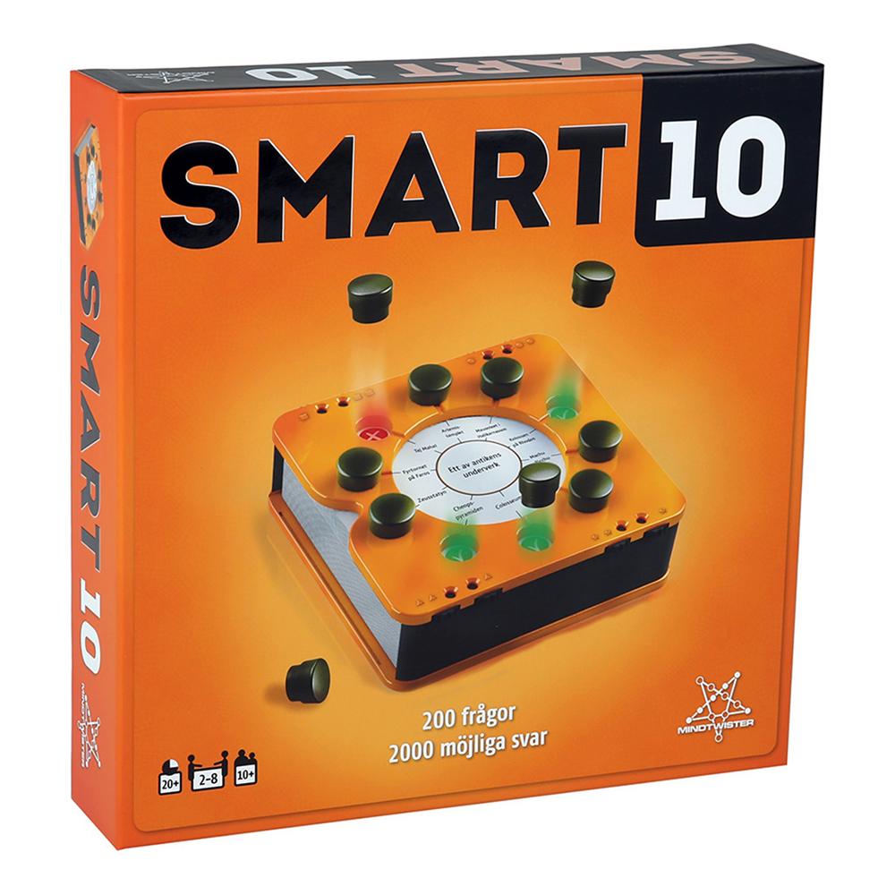 Smart 10 Frågespel - Spelet