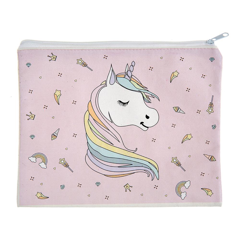 Sminkväska Unicorn