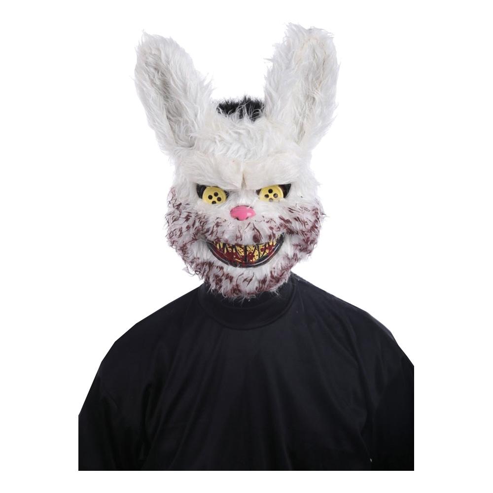 Kanin-produkter - Snowball Läskig Kanin Mask - One size