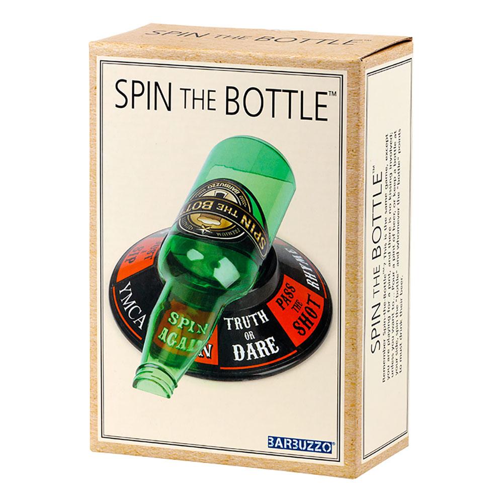 Snurra Flaskan Drickaspel