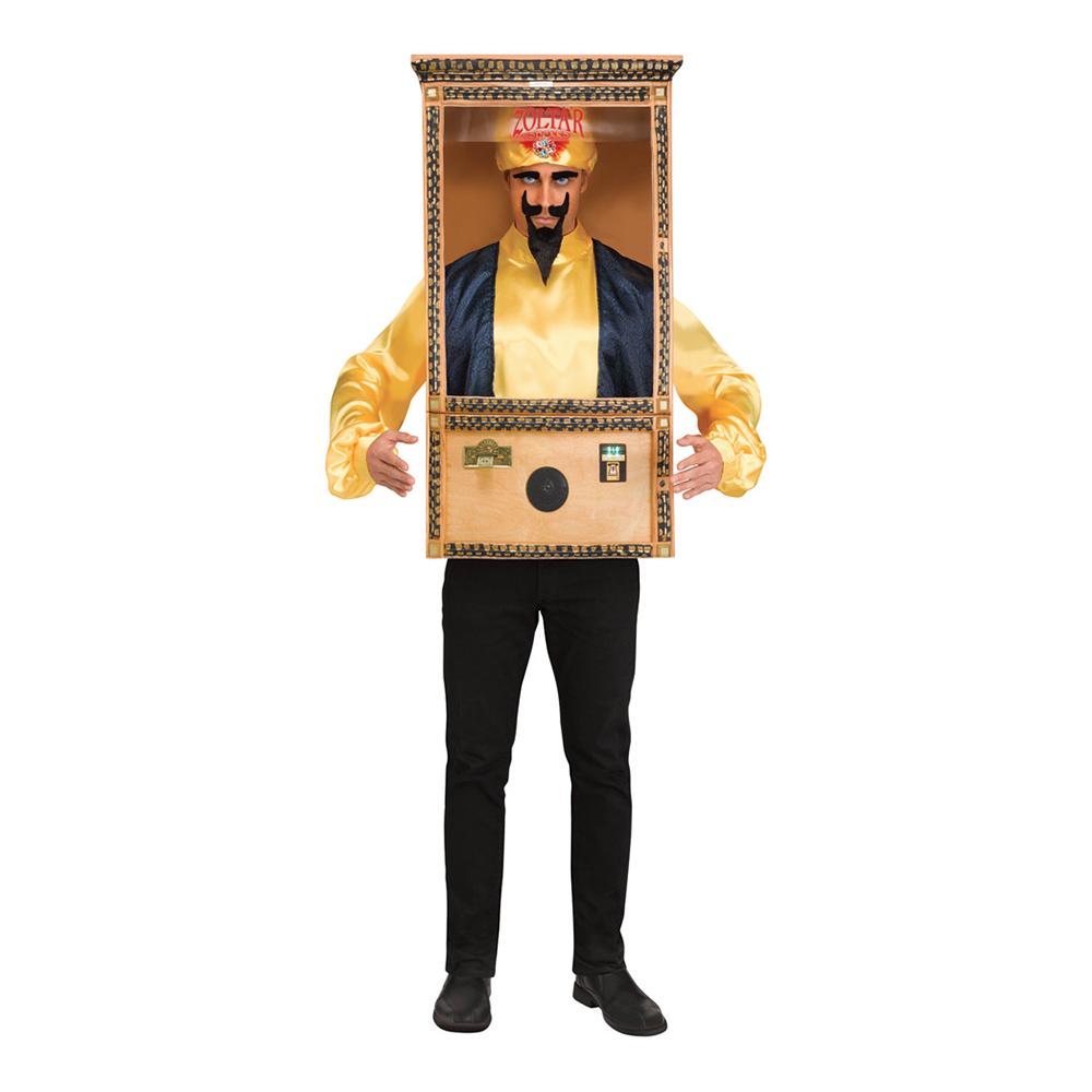 Spåmaskin Maskeraddräkt - One size