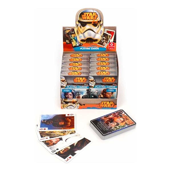 Spelkort Star Wars