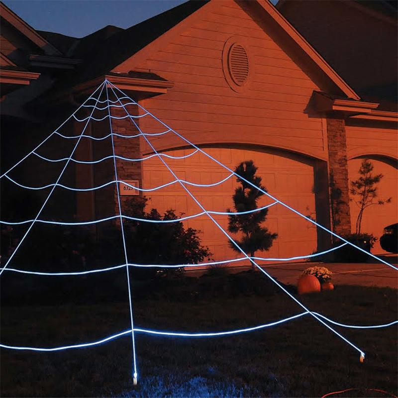 Spindelnät för Utomhusbruk