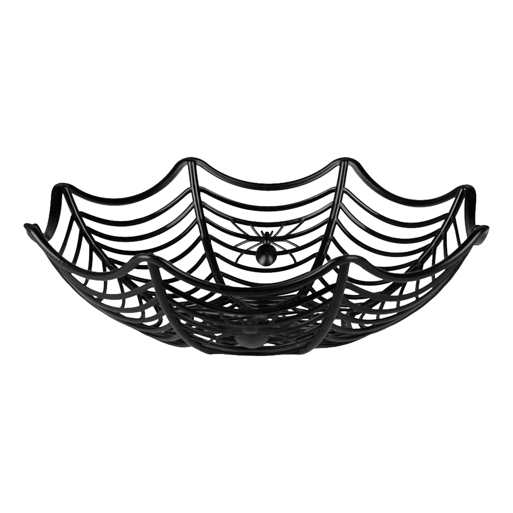 Spindelnät Godisskål