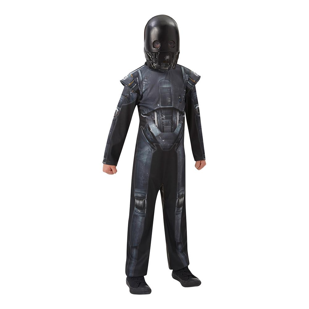 Star Wars K-2SO Barn Maskeraddräkt - Large