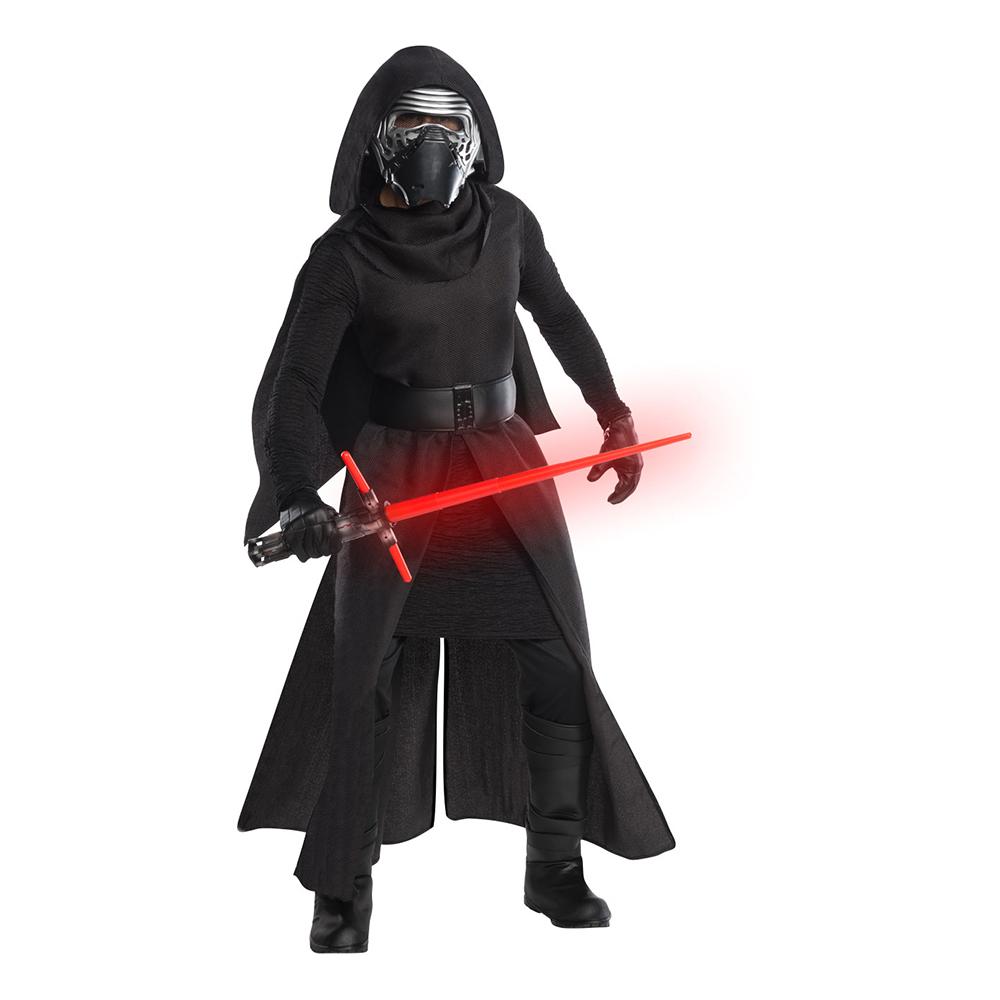 Star Wars Kylo Ren Super Deluxe Maskeraddräkt - Standard