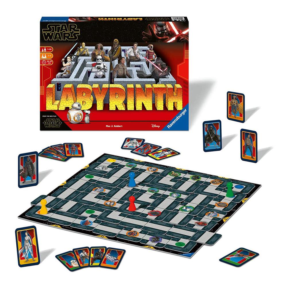 Star Wars Labyrinth Sällskapsspel
