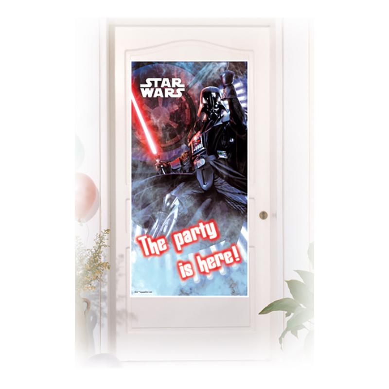 Star Wars Party Dörrdekoration