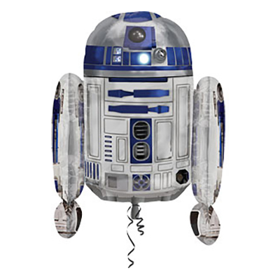 Star Wars R2D2 Folieballong