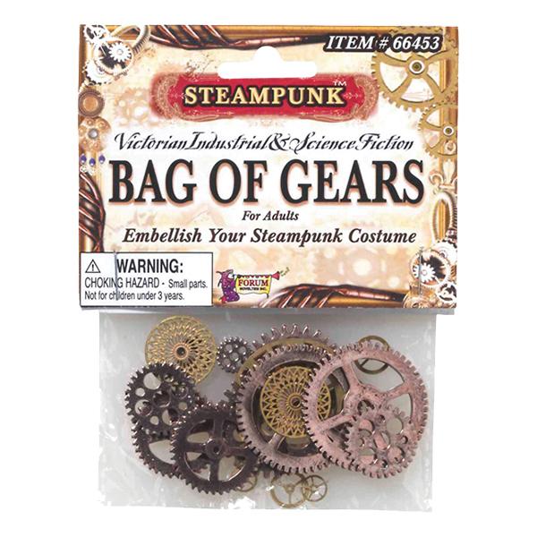 Steampunk Kugghjul