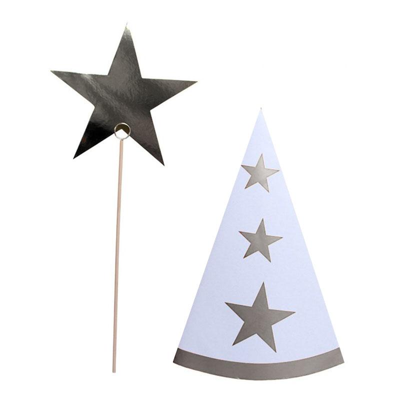 Stjärngosseset Silver - One size