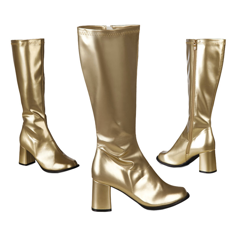 Stövlar Guld - Storlek 37