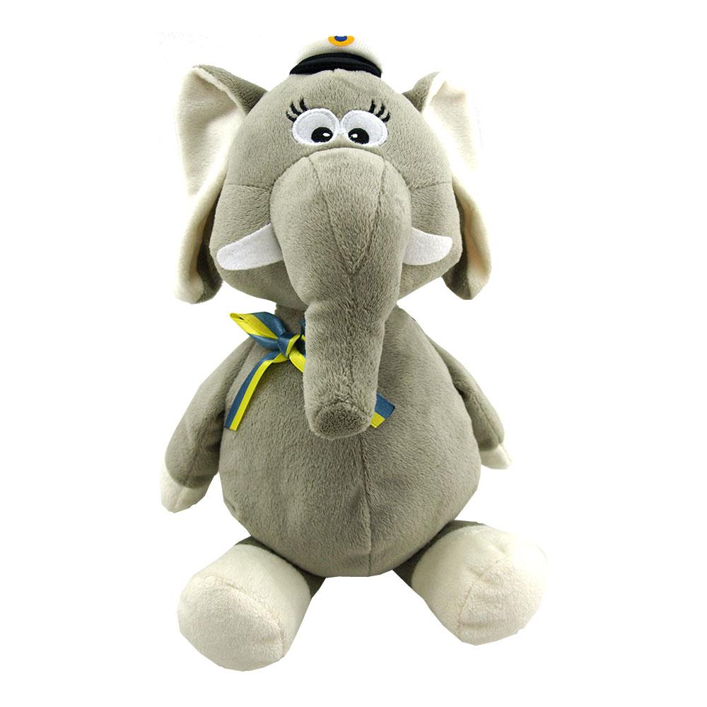 Mjukisdjur - Studentelefant Mjukisdjur